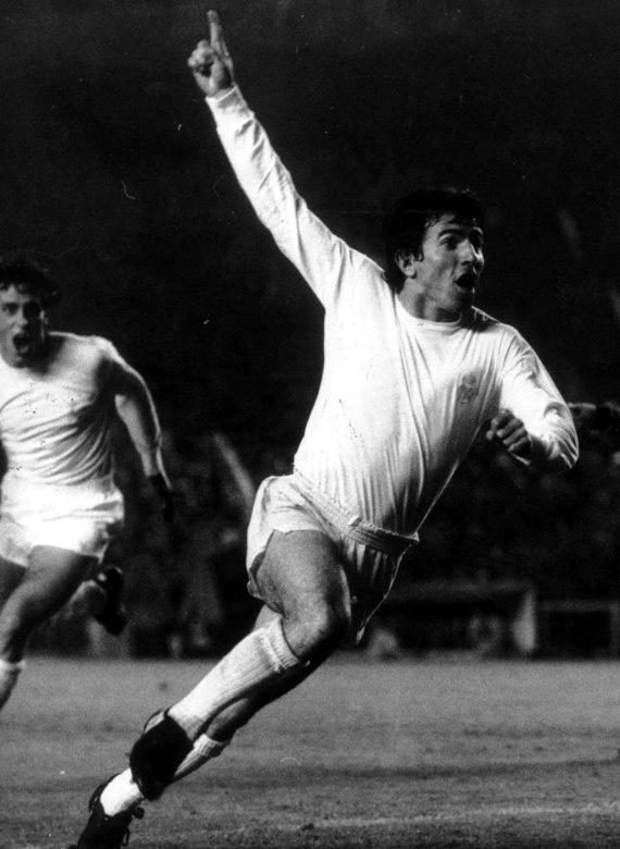 20 años sin Juanito, el cabezón, símbolo del Real Madrid. Por Rubén Uría