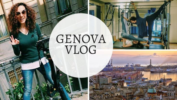 GENOVA VLOG: focaccia, pilates e nuovi progetti! \\ VLOG VIAGGIO  #genova #italy #italia #summer #friends #sea #beach #viaggi #travel #travelblogger #vlog #video #youtube