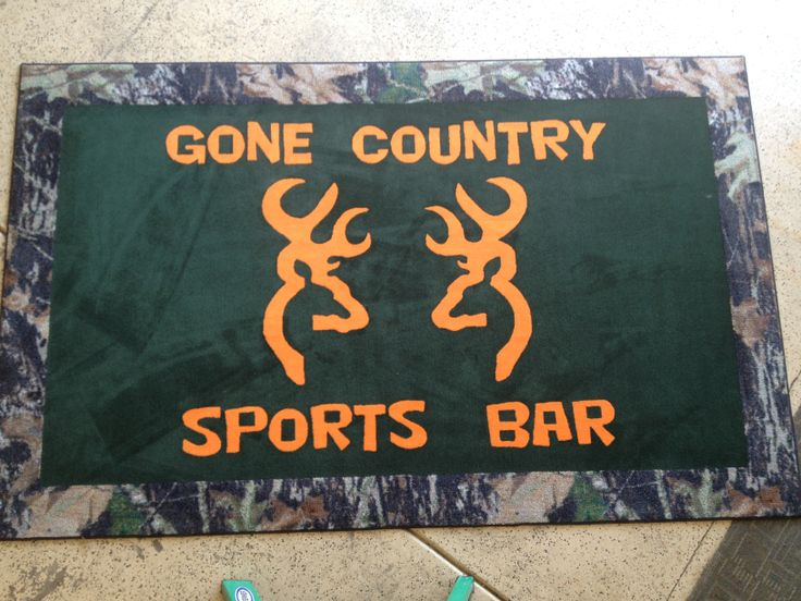 Man Cave Bar Names : Best images about hunter s paradise man cave flooring