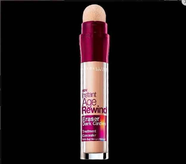 "Maybelline Instant Age Rewind Eraser Dark Circles, $7.99 from Target | 41 Beauty Products That ""Really Work,"" According To Pinterest"