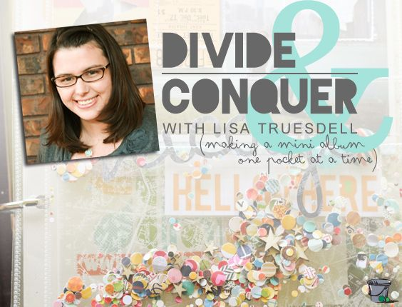 divideconquer_middle_size: Conquers Miniworkshop, Minis Books, Minis Album, Conquers Minis Workshop, Scrapbook Site, Business Workshop, Conquers Workshop, Alteredminismash Books, Scrapbook Things