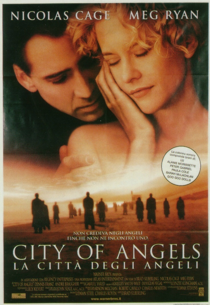 city of angels movie analysis City of angels summary and analysis in this essay, sedaris is looking forward to an annual december visit from his friend alisha alisha is the quiet laid back type of guest that feels comfortable lounging on the couch reading magazines and being ignored if her host is busy.