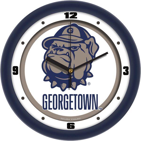 Mens Georgetown Hoyas - Traditional Wall Clock