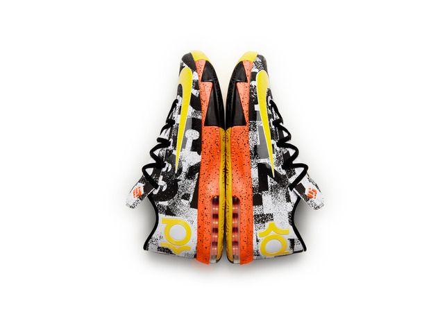 Nike KD VI (6) iD \u0027MVP\u0027 Option