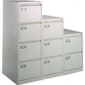 executive steel filing cabinet