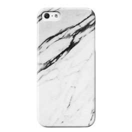 "Case scenario iPhone 5  ELEMENT cover ""White Marble"""