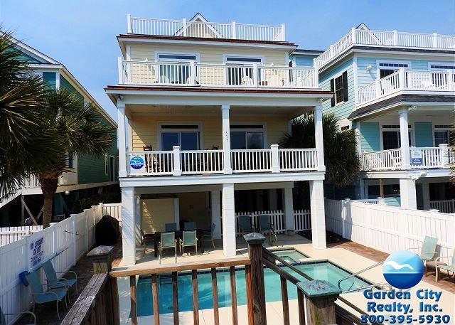 Weekend Beach House Rentals Garden City Sc