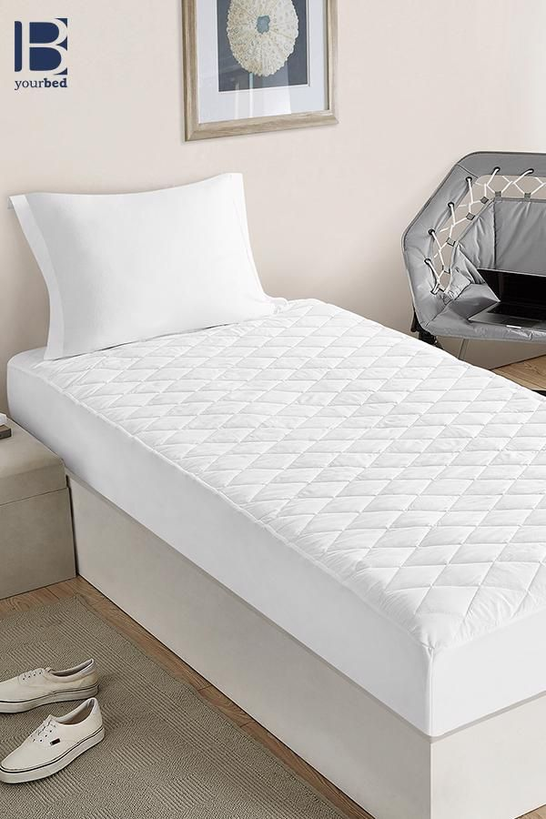 Made With The Right Dimensions This College Dorm Waterproof Twin Xl Mattress Protector Is The Perfect Choice For In 2020 Twin Xl Mattress Mattress Mattress Protector