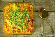 Bagt spidskål med bacon og løg | Rav Food | Bloglovin'
