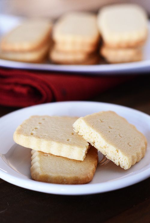 Amazing Scottish Shortbread(Mel's Kitchen Cafe). Cake flour helps this shortbread be amazingly light and tender.