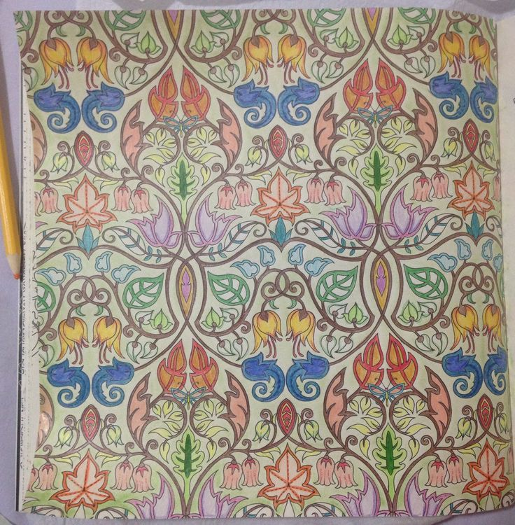 168 Best Enchanted Forest Coloring Book Images On Pinterest