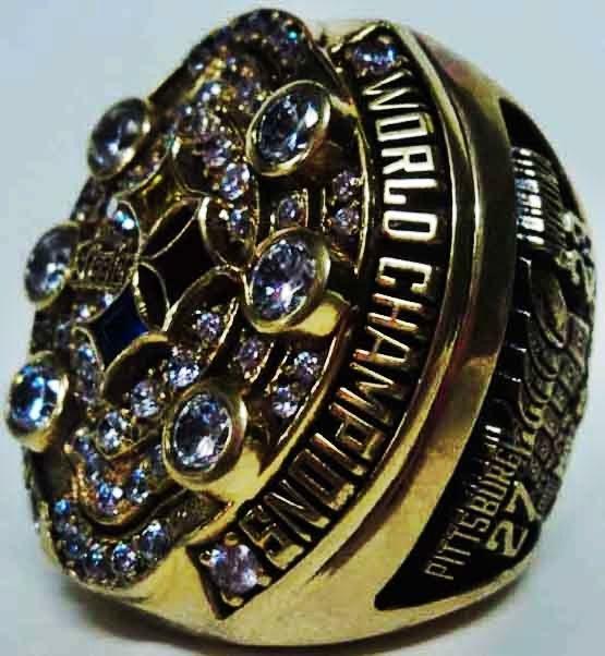 2008 Pittsburgh Steelers Ring