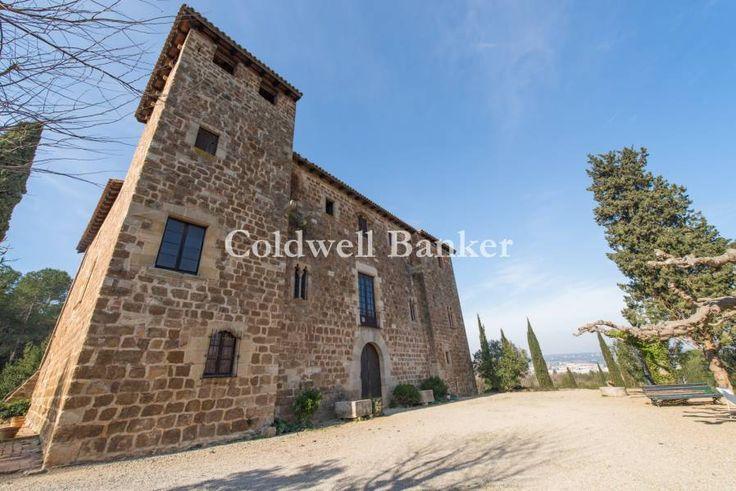 Castillo del S. XII | Sant Cugat Del Vallés | B00523SQ | Coldwell Banker Sant Cugat
