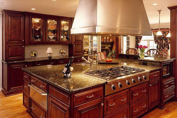 Tuscan Kitchen 40 Awe Inspiring Painted Kitchen Cabinets   My Royal Palace    Pinterest