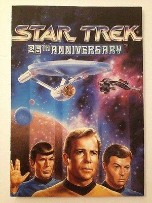 Star Trek 25th Anniversary MacPlay Instruction Manual Set-up Book (Book Only)  | eBay