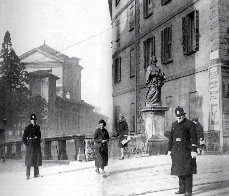 Vecchia Milano. Italy