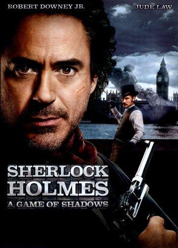 Sherlock Holmes: A Game of Shadows [DVD] [2011]