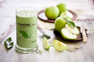 Diamond candles.  In each candle is hidden a ring worth anywhere from $10-$5,000.  Only $24.95.  Cool!