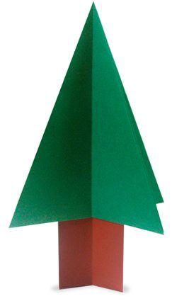 Origsami Tree2