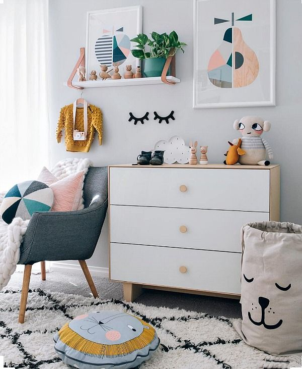 5 Tips para decorar un cuarto infantil