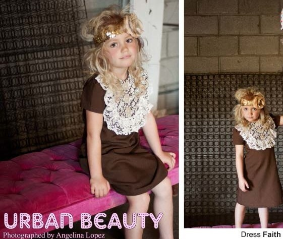 Love this girls dress!