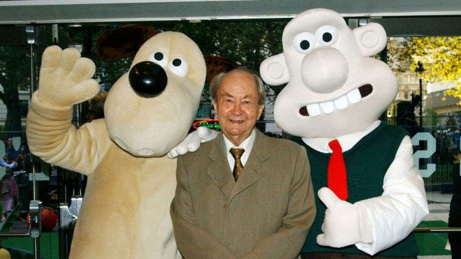 Peter Sallis, voice of Wallace in 'Wallace and Gromit' series, dead at 96. The voice actor will forever be remembered as the cheese-loving inventor of Aardman's most famous duo. [RIP sir]