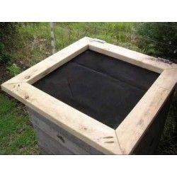 Composter pe compost tea