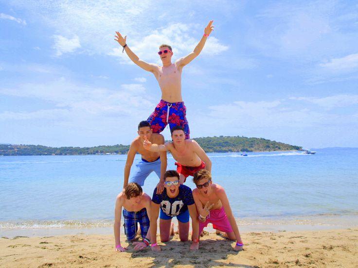 ok beach sport i know :)
