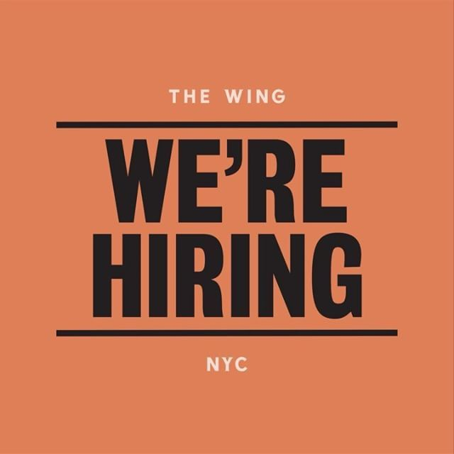 Tis the season for a bigger Wing Team! Send us your resumes to - resumes for jobs