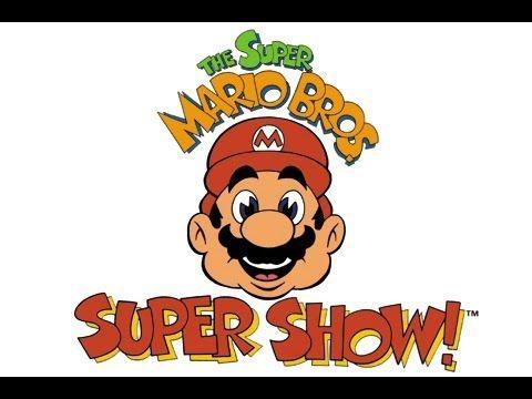 Super Mario Bros Super Show Episode 10 - Stars in Their Eyes (+playlist)