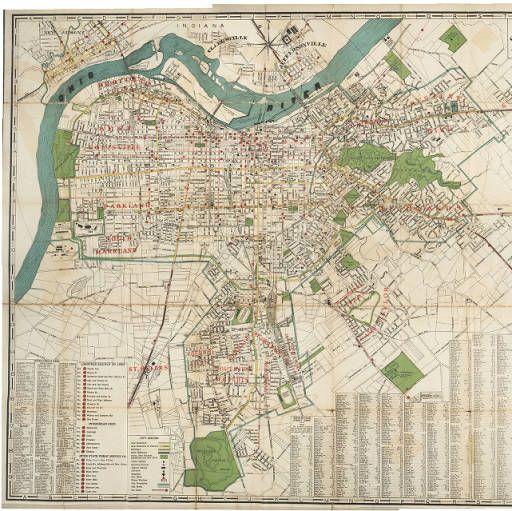 Best Maps HIstoric Images On Pinterest Kentucky Genealogy - Maps of kentucky