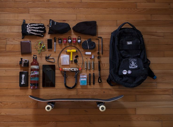 charliewizzard:Whats in my bag.Old Vans Backpack, Gloves/toque (For The Cold), GoPro Hero 4 Black, GoPro Chesty, Wallet, iPhone, Nexus 7 Tablet, Nintendo 3DS, External Battery Charger, Water, Headphones, Kryptonite Lock, Keys, Skate Tool, Plastic Bag (For the Rain), Lighter, Tire Patch kit, CO2 Tire Infiltrator, 700c Tube, Socket Wrench,  Sockets for BMX and Fixed, Allen Keys, Tire Wrench's, Lights, Sharpie, (Optional) Skateboard.