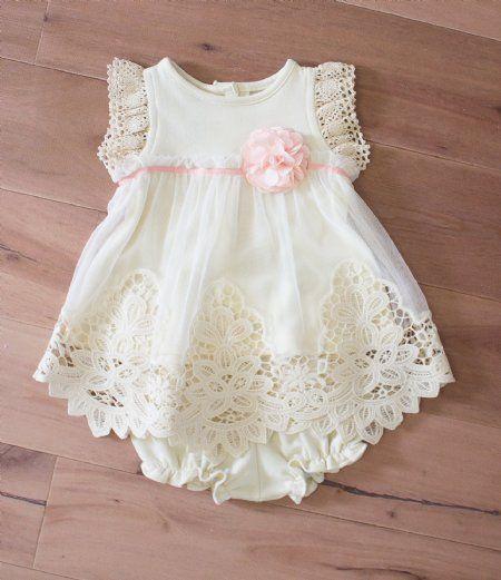 Peaches+'N+Cream+Sweet+Pea+Dress+w/+Panties+Preorder