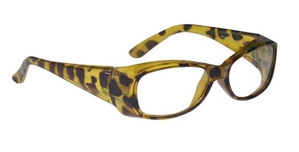 RX-375 Prescription Safety Glasses, Plastic,