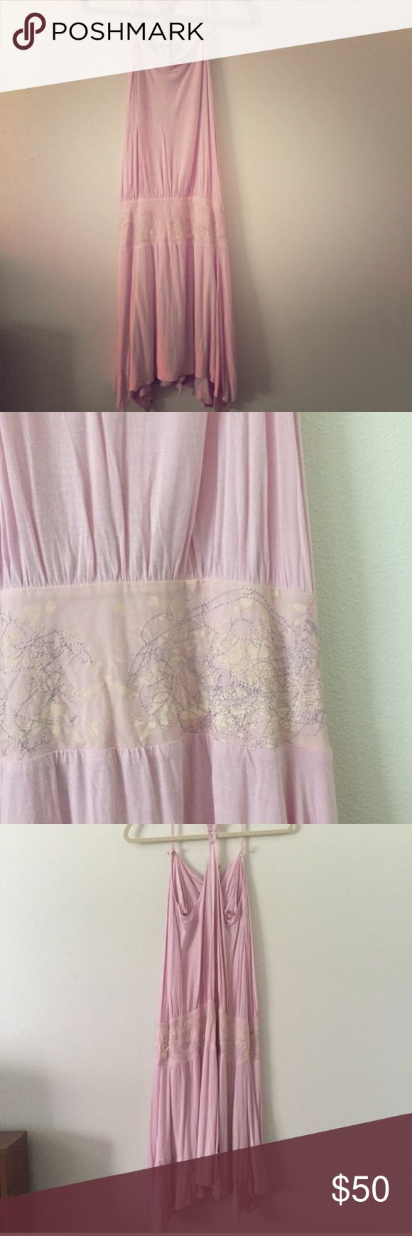 Diesel dress Beautiful condition lavender Diesel dress. Bought this, and then became pregnant. It's a really pretty 1920s flapper style. Diesel Dresses