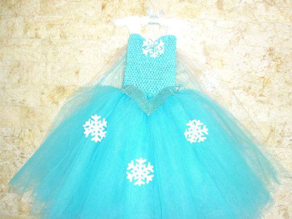 Frozen tutu dress Frozen party dress Elsa by Dreambygirlboutique, $60.00