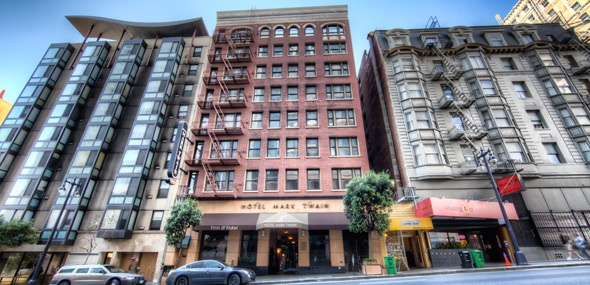 Mark Twain Hotel San Francisco Reviews