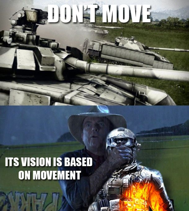 Whenever armor rolls up on me in Battlefield 3