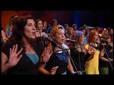 Perpetuum Jazzile - Africa. Great arrangement with rain effects that have been borrowed by many choirs around the world.