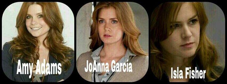 Amy Adams, JoAnna García & Isla Fisher