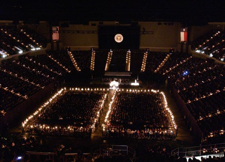 Aggie Traditions: Muster