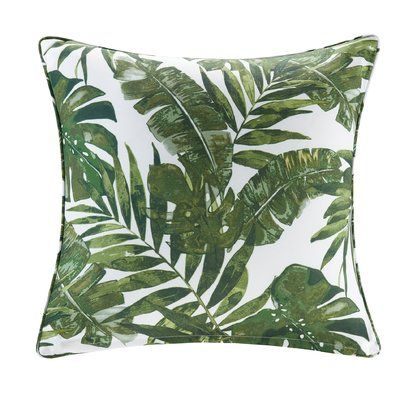 Bay Isle Home Bridgewood 3M Scotchgard Outdoor Throw Pillow