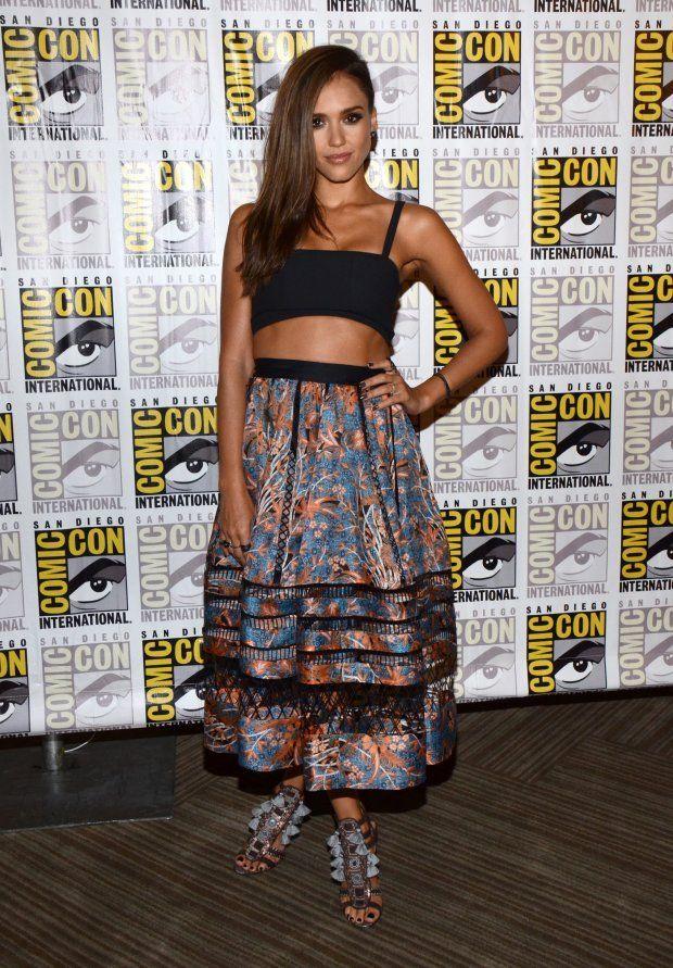 2014 Comic-Con: Jessica Alba - zdjęcie