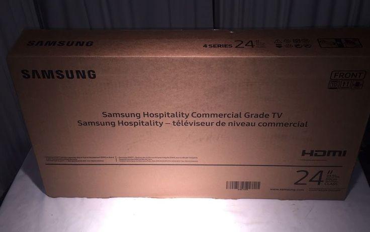"""Samsung 470 HG24NE470AF 24"""" LED-LCD TV - 16:9 """"NEW"""""""