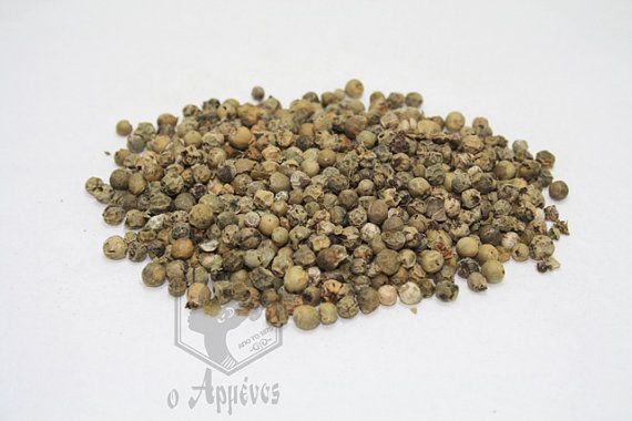 Green Peppercorns from India full of flavor and by Armenos on Etsy