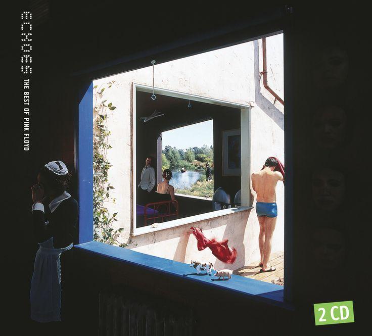 Echoes: The Best of Pink Floyd - Pink Floyd - 2 CD -  Nombre de titres : 26 titres -  Référence : 00055594 #CD #Musique #Cadeau #Vacance #Chalet