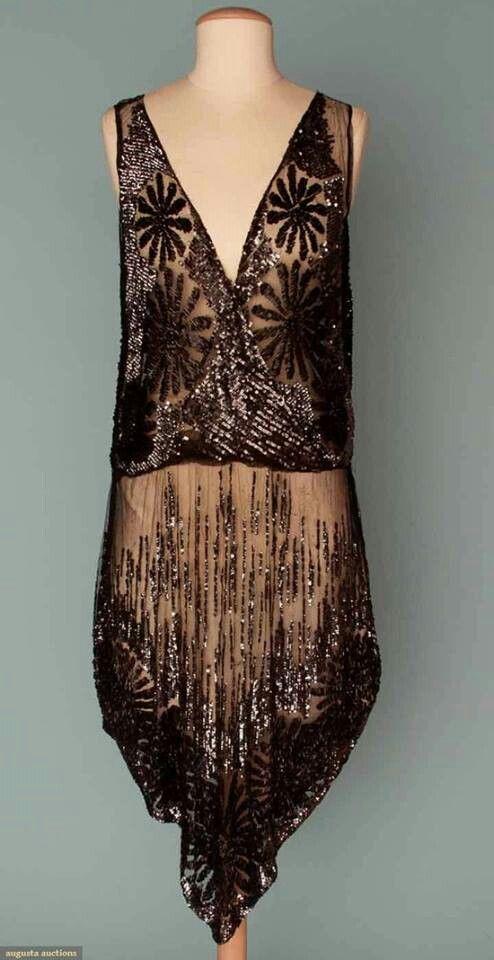 1920's flapper dress                                                       …