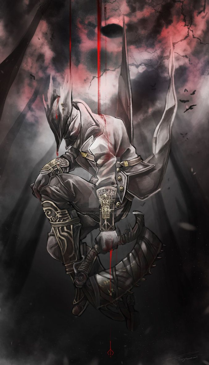 Bloodborne By Greyhoovesart Bloodborne Art Bloodborne Bloodborne Concept Art