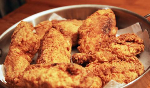 10 recipes everyone should know: Buttermilk Fried, Thomas Keller, Fried Chicken Recipes, All American Fried, Yummy Recipe, 10 Recipe, Awesome Recipe, Favorite Recipe, Brine Recipe