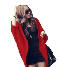 2015 newest 3color choice free size fashion solid spring and autumn wear knit long cardigan women sweater     Best Seller follow this link http://shopingayo.space